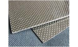 Synthetic Fiber Beater Sheet Reinforced with Double